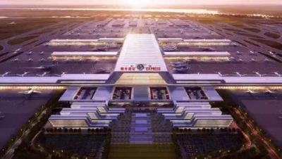 鄂州这个大项目又有新进展!机场快速通道前期工作准备就绪