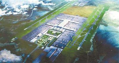 好消息!鄂州机场项目用地组卷报批工作全面启动