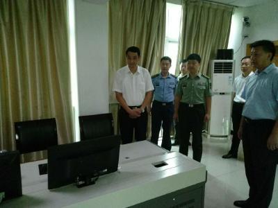 刘海军主持召开市征兵领导小组全体会议:切实增强国防意识  做好双拥共建工作