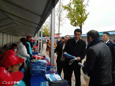刘海军检查鄂州国际半程马拉松赛筹备工作:精心组织周密部署 确保赛事圆满成功