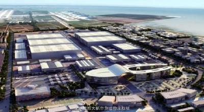 """航空港经济发展的""""鄂州时间""""到来!"""