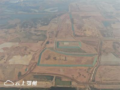 日新月异航空城 ——鄂州机场开工建设两周年纪实