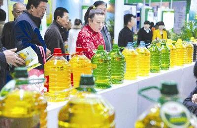 湖北粮油精品展示交易会开幕,鄂州一批好产品亮相
