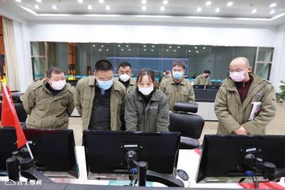 新型肺炎防控·鄂州在行动 | 除夕夜,鄂州电网负荷同比增长15%