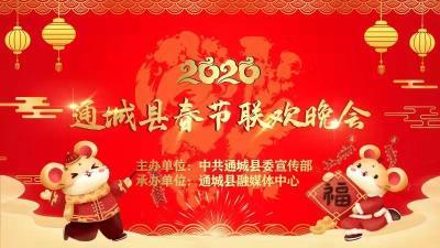 2020通城县春节联欢晚会
