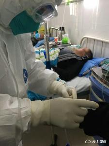 看哭!来自鄂州新冠肺炎患者拍摄的《病房影像》