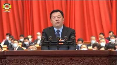 """今天,他们登上人民大会堂发言席,讲述武汉战""""疫""""故事"""