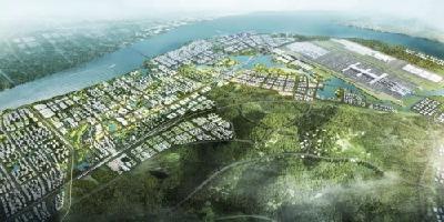 """奋力打造高质量发展新""""引擎""""!鄂州市临空经济区成立一周年啦"""