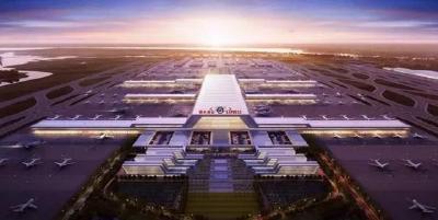 鄂州机场顺丰航空基地开建