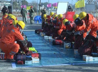 开展保供电防事故应急演练 确保群众温暖过冬