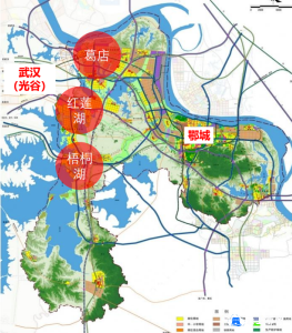 除了葛店地铁,鄂州未来还有这3条线?