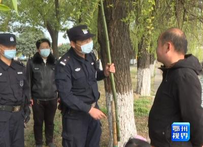 市长江禁捕快速反应联合执法队:联合执法抓禁捕
