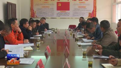 李伟到金凤建材工业有限责任公司调研
