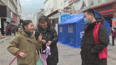 鹤峰:3000多名党员干部下沉一线  筑牢疫情防控网