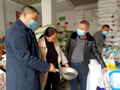 鹤峰:开展农资打假专项检查 为春耕生产保驾护航