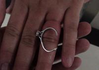 重症监护室内 潜江消防出奇招取戒指救孕妇