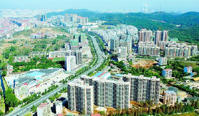 荆门市人民政府关于实行城市化管理区域的通告
