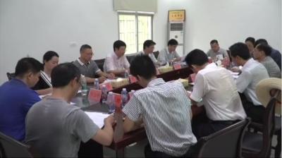 市纪委监察局机关开展主题党日活动