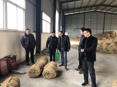 荆门市农机局开展春节期间安全大检查