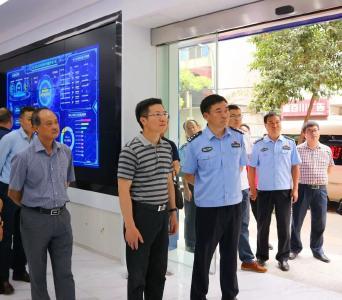 新型综合社区建设,刘振军要求一社区一主题一特色