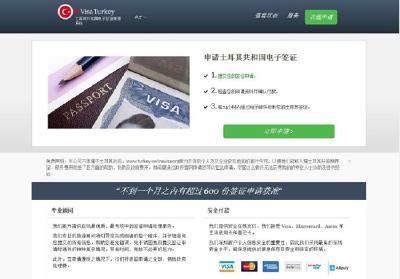 """签证""""钓鱼网站""""乱收费 电子签增多游客如何安全办签"""