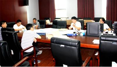 市审计局开展中介机构参与政府投资项目审计质量核查