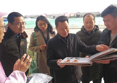 荆门市科技局局长何永斌深入东宝区调研企业科技创新工作
