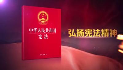 荆门市经信局12.4全国宪法日电视展播片