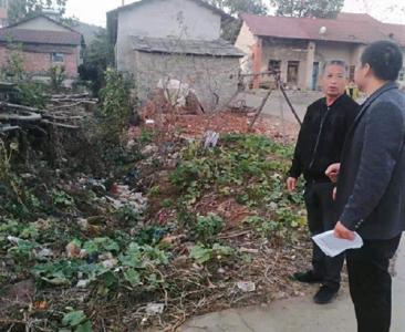 市审计局关注农村垃圾治理助推美丽乡村建设