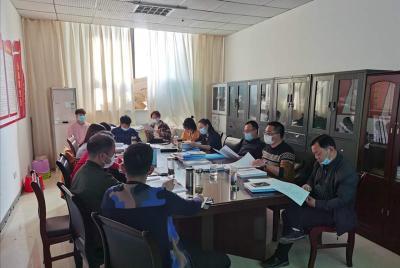 荆门高新区·掇刀区科技局开展集中学习活动