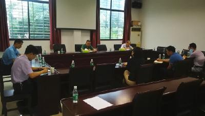 市人大常委会主任、党组书记张尚贵走访调研包联重点企业