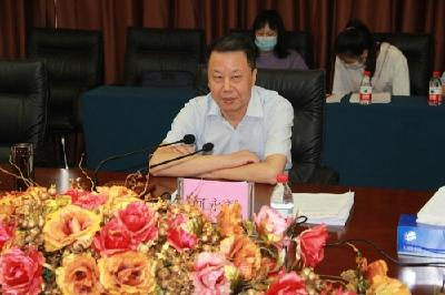 荆门市召开2020年全市半年科技工作会议
