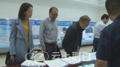 市人大常委会组织视察市统计局评议整改情况