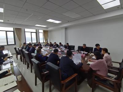 荆门市局组织召开全市自然资源和规划重点工作调度座谈会