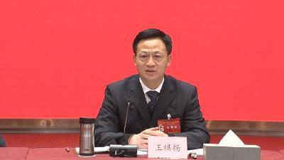 王祺扬参加漳河新区屈家岭管理区代表团审议时要求 提升精神区位 奋力谱写高质量发展新篇章