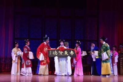 过年看大戏 丨大型传统花鼓戏《双玉蝉》
