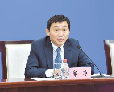省经信厅副厅长郭涛:打造全国重要的先进制造业基地