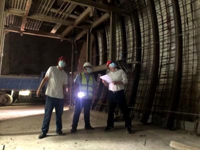 荆门:审计促进隧道工程防范技术性安全风险