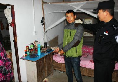 贼手伸向农村老年人  小伙连续作案被警方刑拘
