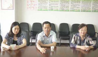 省政府法制办主任魏月明来冶开展立法调研