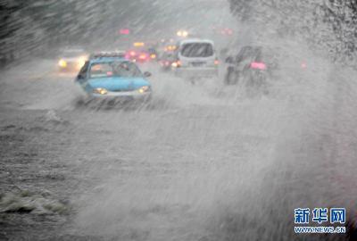 南方强降雨已致八省份近千万人受灾 全力以赴 抗洪救灾