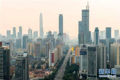 跟党一起创业,从改革开放40年看中国砥柱