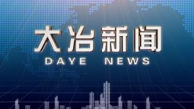 《大冶新闻》2018-12-13视频版