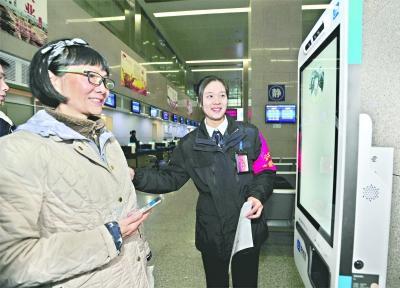 武汉出入境办证在全国率先刷脸缴费