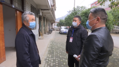 """谈桥村防疫工作队:你居家 我服务 不给新冠病毒""""留活路"""""""