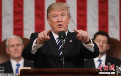 特朗普承认俄或干预2016年美大选 俄方表示失望