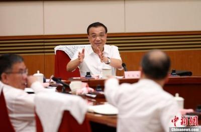 李克强:推进制造业提质升级