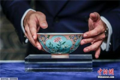 """疑似圆明园虎鎣今在英拍卖 四叹""""国宝""""回家路"""