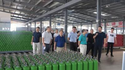 广东企业家组团来我市考察投资环境