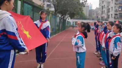 看,钟祥少先队这样庆祝中国少年先锋队建队70周年!